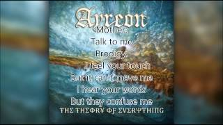 Ayreon-The Prodigy's World, Lyrics and Liner Notes
