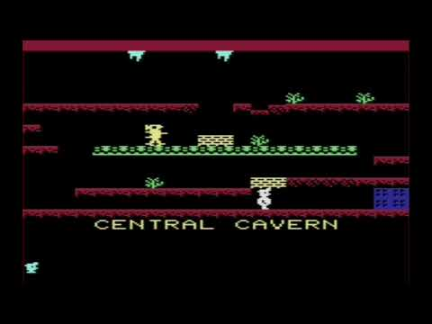 Manic Miner WIP (2018) | VIC 20 | Homebrew World