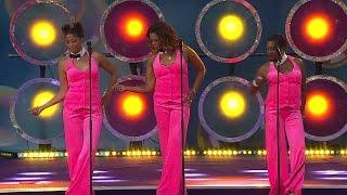 Gladys del Pilar, Blossom Tainton och Jessica Folcker - Ett Motown medley  - Sommarkrysset (TV4)
