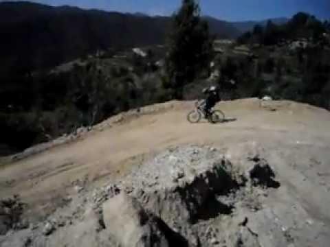 Nepal Mountain Bike Tour   Chisapani   Nagarkot   Explore   NEST Adventure