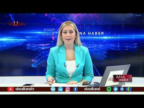 Ana Haber – 29 Nisan 2021 – Gülşah Ekinci – Prof. Dr. Osman Erk – Ulusal Kanal
