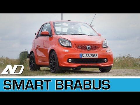 Smart Brabus - Primer vistazo desde Alemania