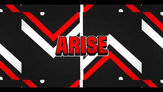 FREE 2D RED PANZOID INTRO TEMPLATE | Arise | Best xd?