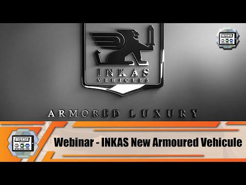Webinar INKAS Vehicles LLC from United Arab Emirates to unveil its new Pickup Design APC 4x4 vehicle