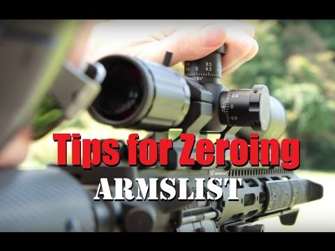 5 Tips: Save Time and Money Zeroing