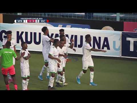 Magoli | Mtibwa Sugar 3-1 Simba | Nusu Fainali #U20PremierLeague 17/06/2021