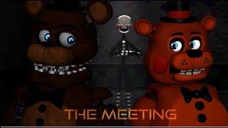 [FNAF SFM] Old Memories Season 2 Episode 4 - The Meeting