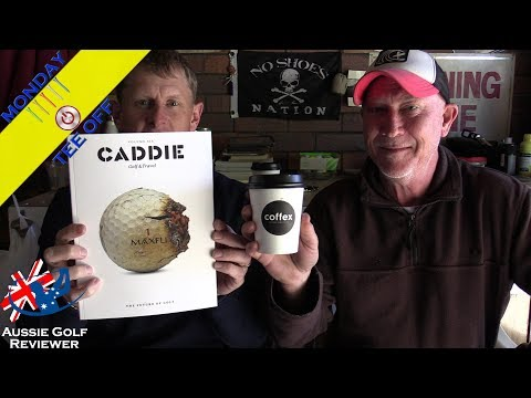 MONDAY TEE OFF new sponsor....(not) CADDIE MAGAZINE father son golf day COMMENT ANYTHING