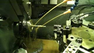 Hardinge AHC Chucker turning parts