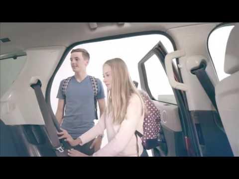 Landrover Launch Advert - Phillips Family