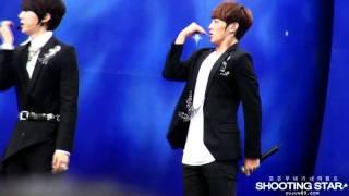 [Fancam] 111103 BEAST Doojun - Special & SooM @ HALLOWEEN DREAM LIVE in USJ