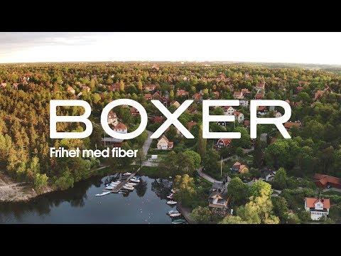 Villafiber från Boxer