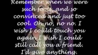 Pink - Who Knew (with lyrics).wmv