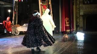 """Iasii in carnaval"" (Teatrul National ""Vasile Alecsandri"").la Cernauti.-2013,"