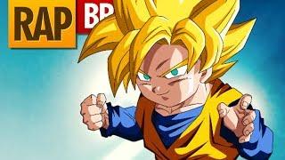 Rap do Goten (Dragon Ball) Tauz  |Tributo| 26「RAP」