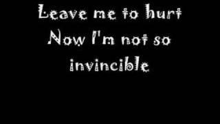Static-X Invincible with lyrics