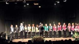 Marialis Grupo Coral - Jimba Papalusjka - Tradicional Russa - Corais d' Ouro 2013