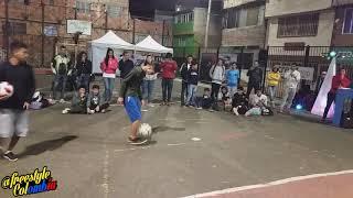 SemiFinal 1 (Jhonny Kid vs JC) 1° Torneo FREESTYLE Liga de Cundinamarca - Tienda Deportiva X - 2018