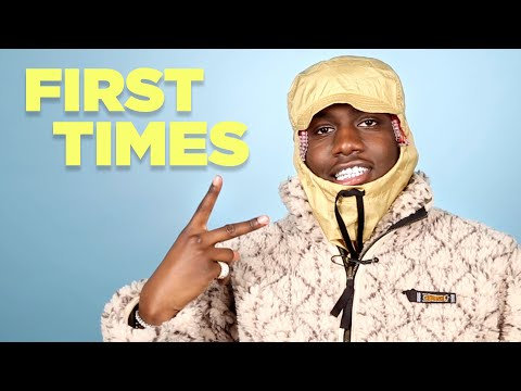 Lil Yachty Tells Us About His First Times