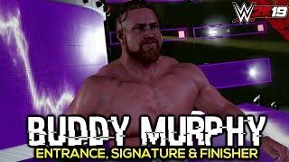 WWE 2K19 Buddy Murphy Entrance, Signature, Finisher & Victory Motion | PC Mods
