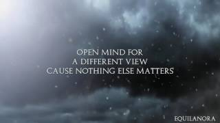 Marlisa - Nothing Else Matters (Lyrics)