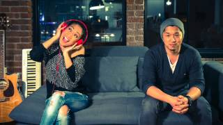 Say Something | Cover by Tee Tran feat. Bao Han | A Great Big World + Christina Aguilera