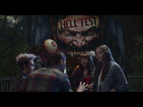 Hell Fest - Trailer español (HD)