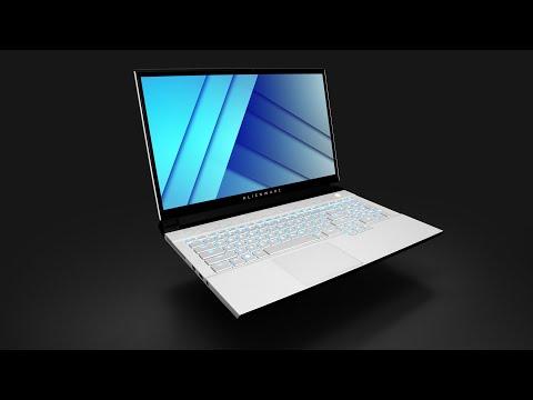 The MECHANICAL Alienware Laptop!