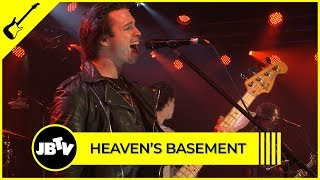 Heaven's Basement - I Am Electric | Live @ JBTV