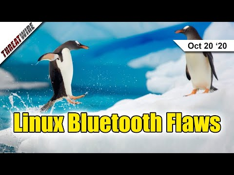 Linux Bluetooth Vulnerabilities, Barnes & Noble Hacked  - ThreatWire