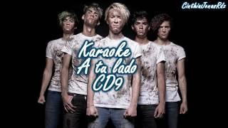 Karaoke A tu lado - CD9 (con coros)