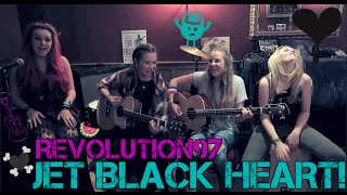 Jet Black Heart - 5SOS Live Cover @Rev97Band