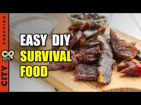 How to Make Beef Jerky (DIY) - Step-by-Step Instructions