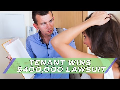 San Francisco Tenant wins $400,000 from Landlord lawsuit