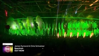James Dymond & Chris Schweizer - Spectrum 'Aly & Fila Live @ ASOTFestNL'