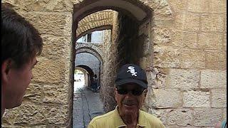 Eye of the Needle Gate in Jerusalem