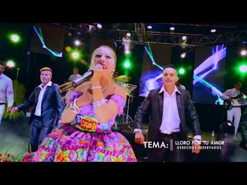 Lloro Por Tu Amor de Carmen Apaza Letra y Video