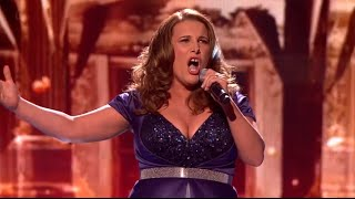 "GREAT BRITAIN'S CELINE DION! - Sam Bailey Sings ""My Heart Will Go On"" - X Factor 2013"