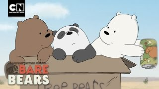The Road Song I We Bare Bears I Cartoon Network