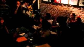 Aplausos para En Banda (Tributo a Rox) SOA Bar, Montevideo, 24/3/2011  by Isra