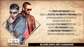 Lejos De Aqui (Remix) (Karaoke) - Farruko Ft Yandel