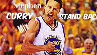 Stephen Curry Mix Stand Back Feat Pnb Rock & A boogie - Spring Special