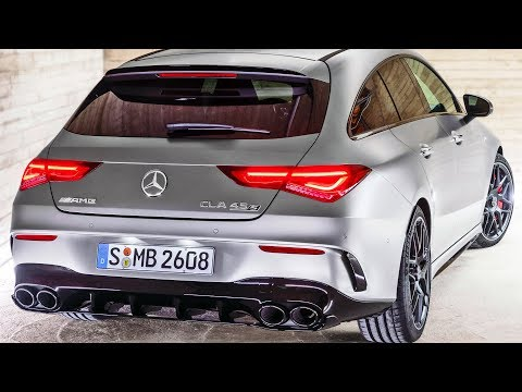 Mercedes CLA 45 AMG Shooting Brake 2020