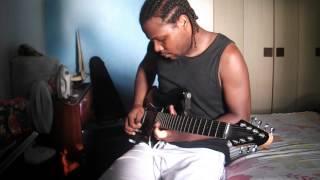 No silêncio Rose Nascimento solo by Daniel Fonseca (Banda Retorno 33)