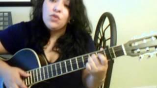 La Flor Amarilla - Tamara Castro (cover)