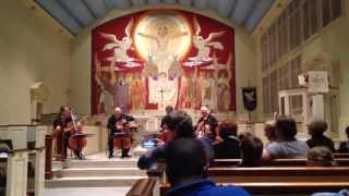Bare Necessities - Rastrelli Cello Quartet Kid's Concert @