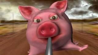 מטרופולין - חזירים - קליפ
