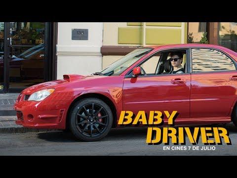 BABY DRIVER. Con Ansel Elgort, Jon Hamm, Kevin Spacey y Jamie Foxx. En cines 7 de julio.