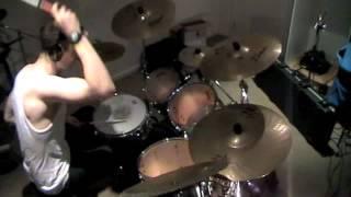 Jessie J Thunder Drum Cover