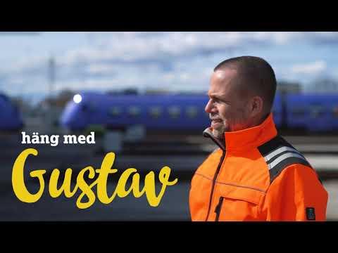 Skånetrafiken - Häng med Gustav